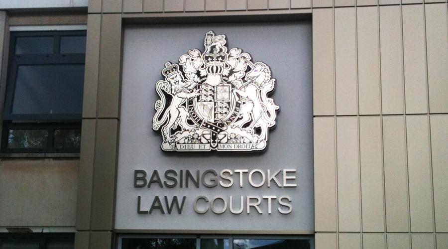 Basingstoke Court Crest