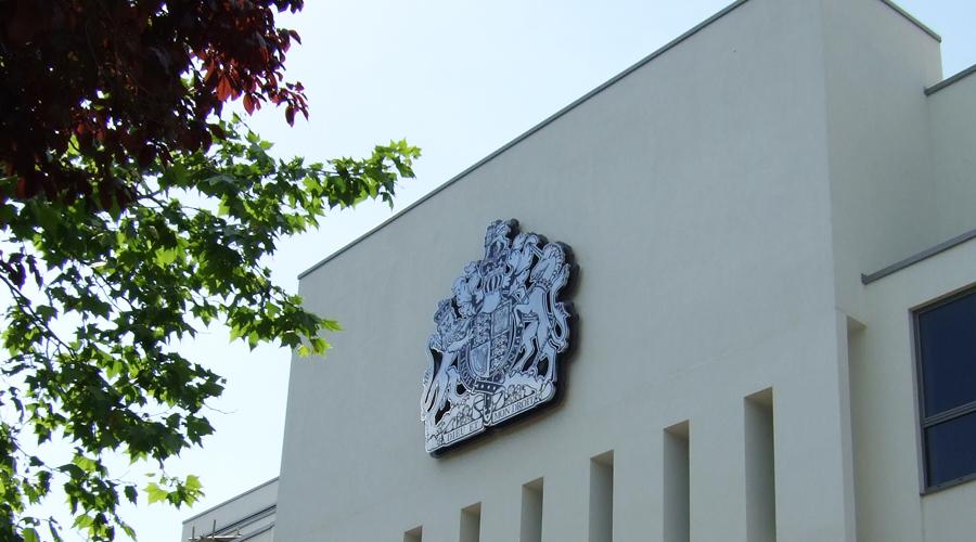 Leamington Court Crest