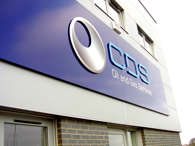 CDS Exterior Signs