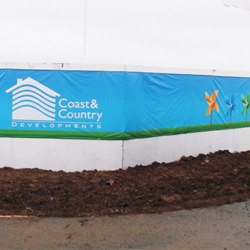Coast & Country Banner