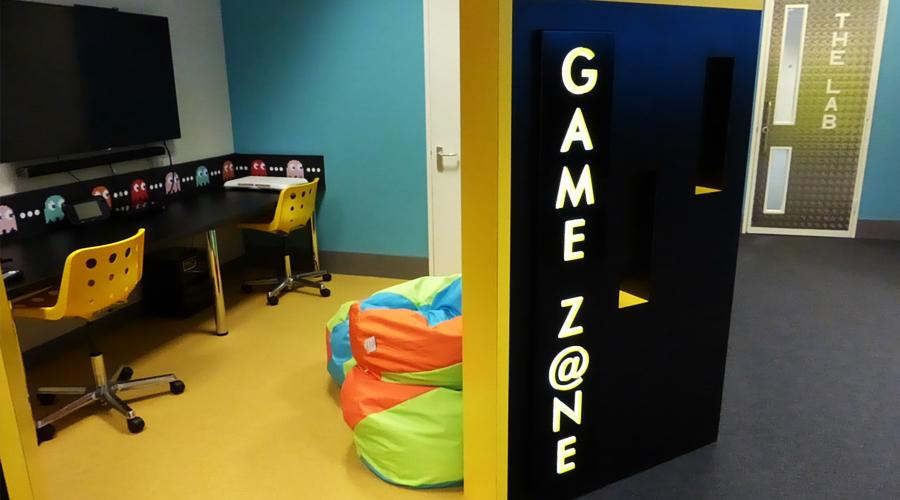 Game Zone Graphics