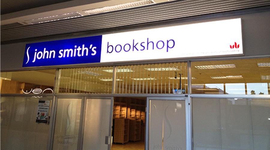 John Smiths Lightbox Sign