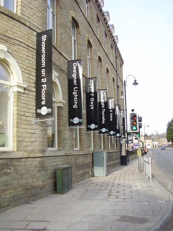 Batley Signage Banners