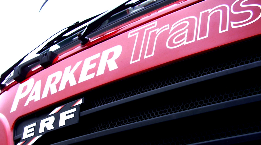 Parker Transport Lorry Graphics