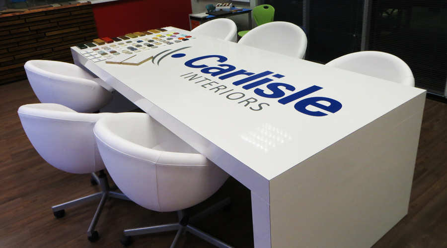 Table vinyl Graphics