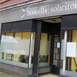 Solicitors Privacy Window Graphics