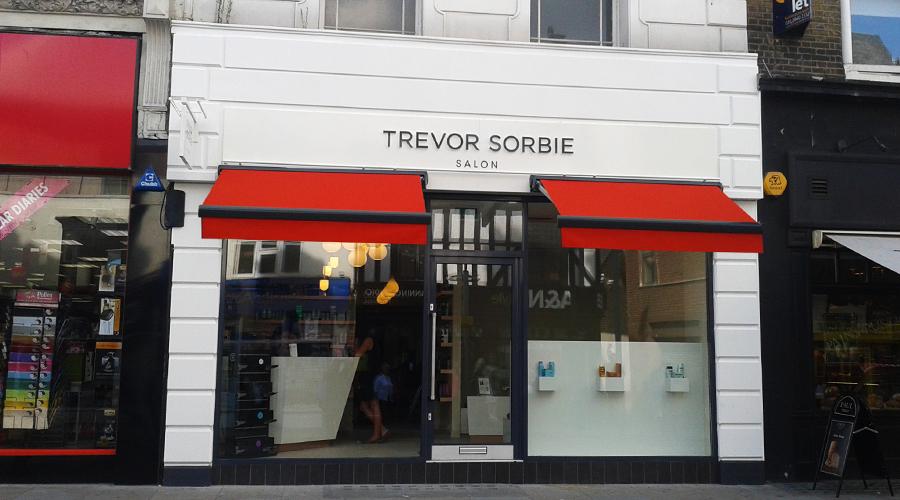 Trevor Sorbie Exterior Signs
