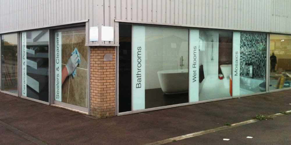 External Window Graphics