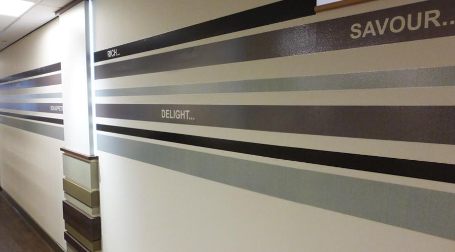 Decorative Wall Stripes