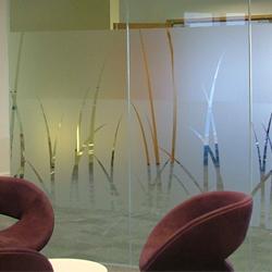 Grass Glass Frost