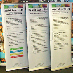Health Events Roll-up Banner