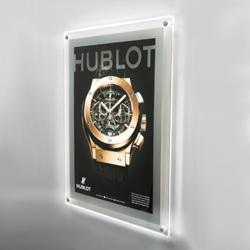 LED poster display
