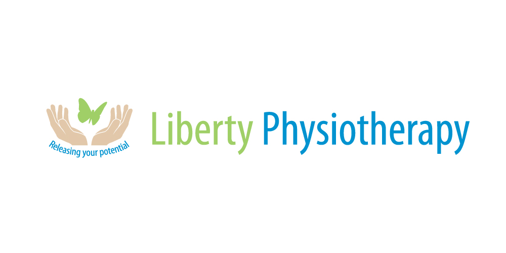 Liberty Physiotherapy logo design