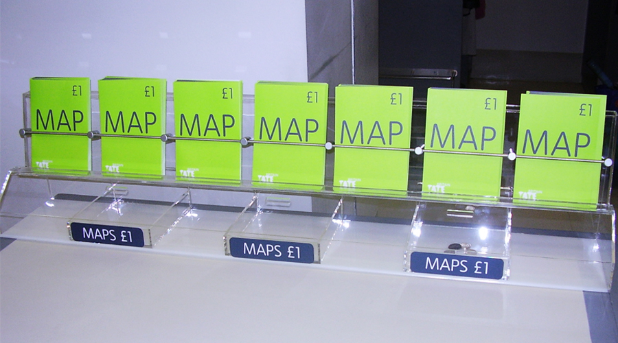Map-Display