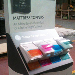 Matress Topper POS