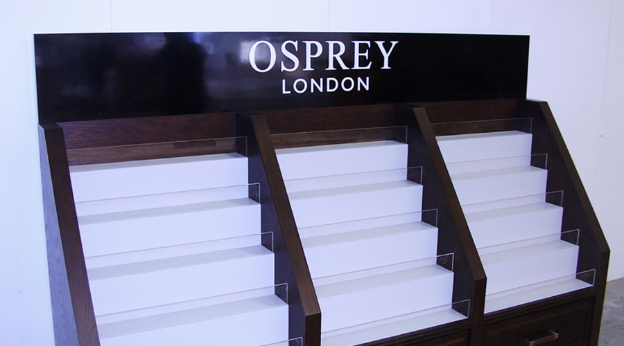 Osprey-London-POS-Stand