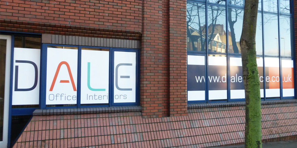 Printed window graphics
