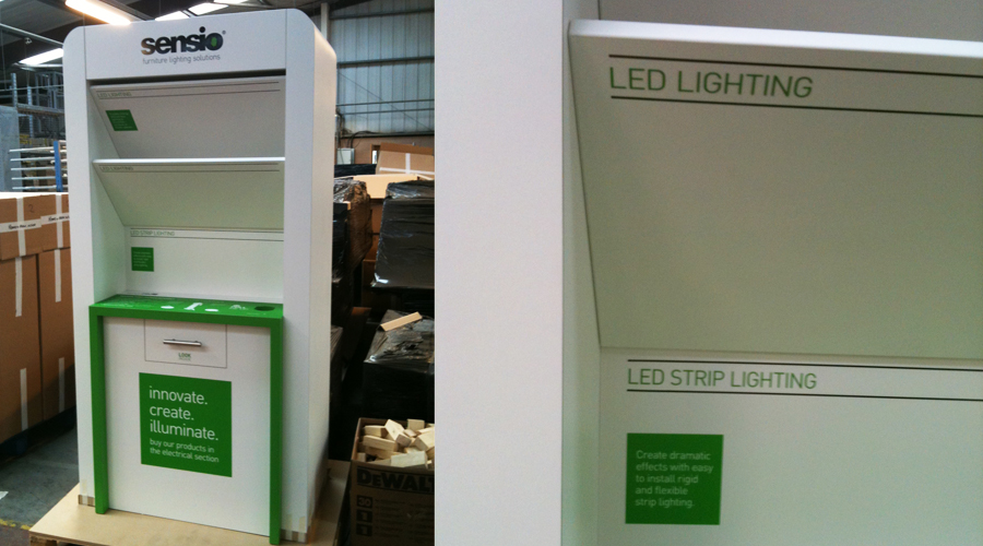 Sensio-LED-Stand