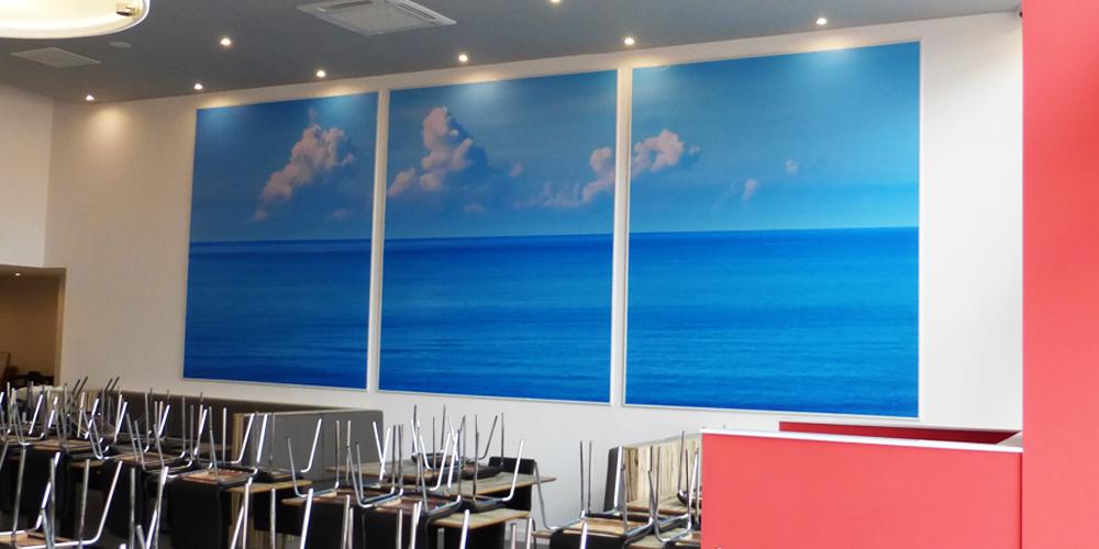 Stretch Canvas wall prints