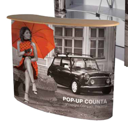 Pop-Up Counter
