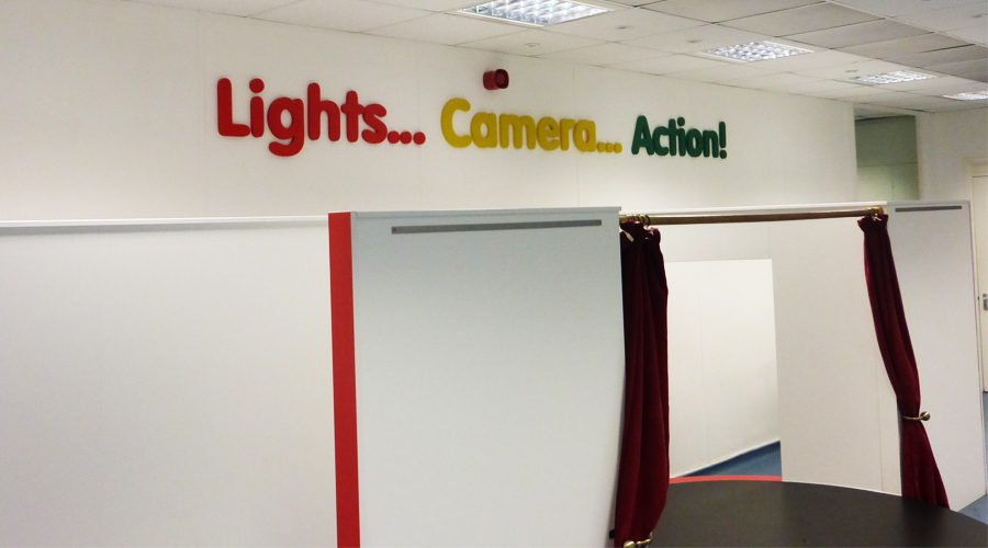 Lights Camera Action Quotes: Signage Graphics Display Yorkshire
