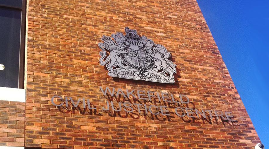 Wakefield Court Crest