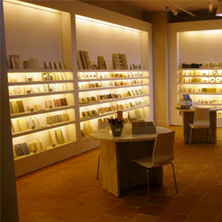 LED illuminated shelves
