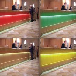 RGB Ribbon LEDs Example