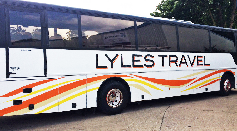 Lyles Coach Graphics