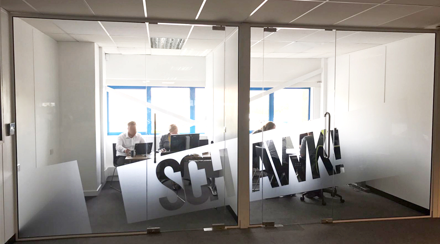 schawk glass manifestation