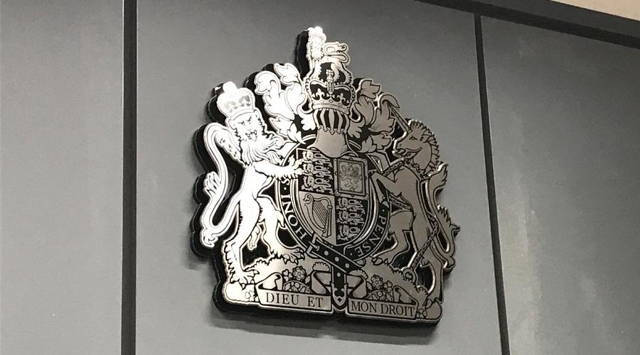 Hull Court Crest