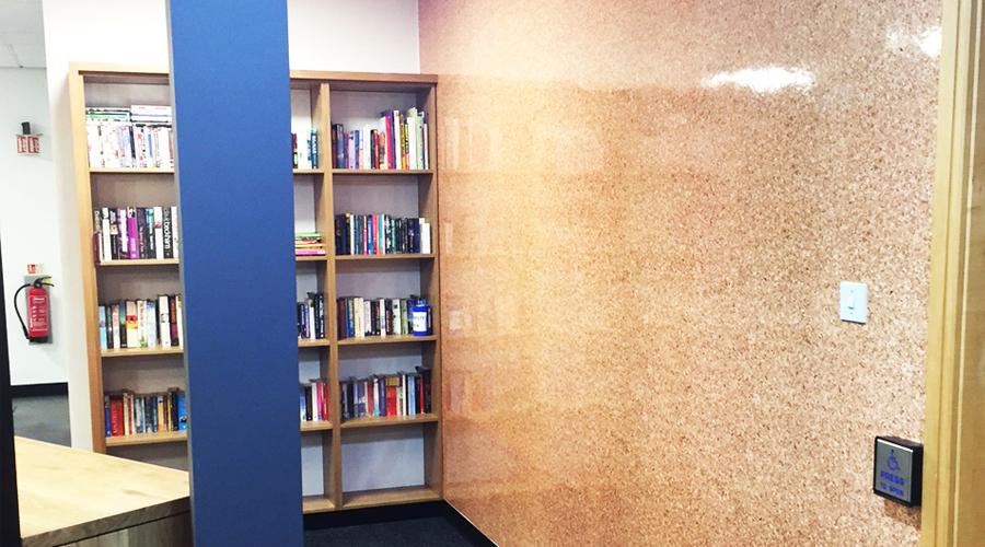 Magnetic Whiteboard Wall Print