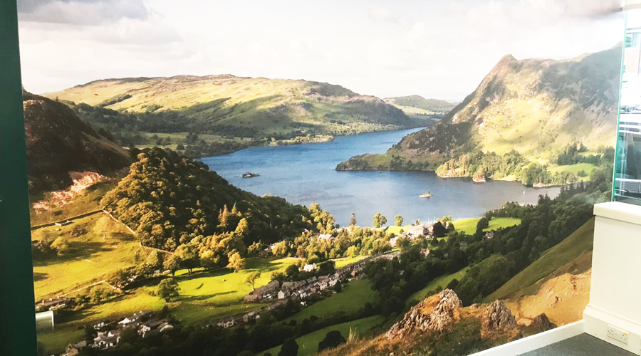 Lake District Photographic Wall Mural