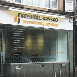 Marshall Krysko Window Graphics