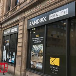 Signtray Randox Signage